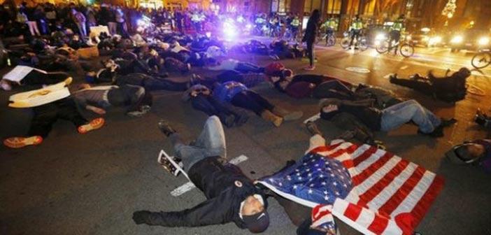 Τρίτη ημέρα διαδηλώσεων στις ΗΠΑ κατά του σύγχρονου «λιντσαρίσματος»