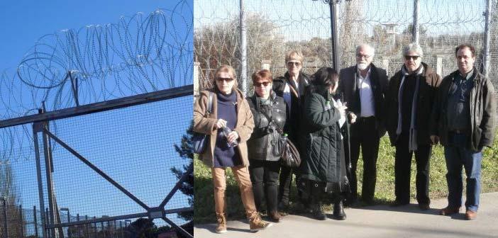 Τι είδε στις γυναικείες φυλακές Θήβας η αντιπροσωπεία της Ο.Μ. ΣΥΡΙΖΑ