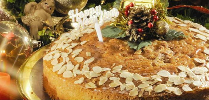 Κοπή πρωτοχρονιάτικης πίτας του Συλλόγου Ψαλιδίου Αμαρουσίου