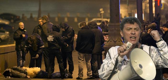 Στον απόηχο της δολοφονίας του Μπόρις Νεμτσόφ