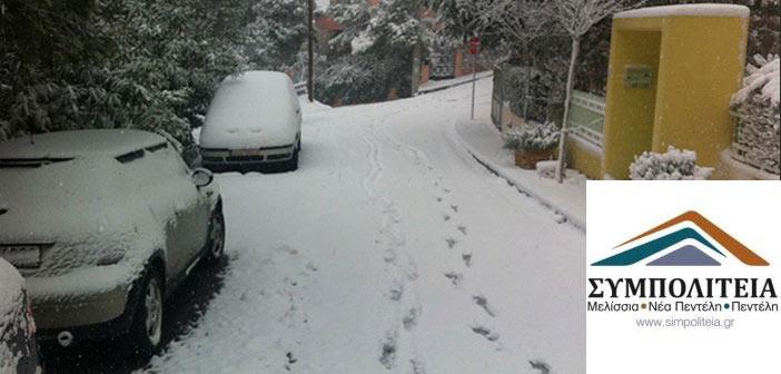 Συμπολιτεία: «Ο μηχανισμός αντιμετώπισης χιονόπτωσης βούλιαξε σε 10cm»