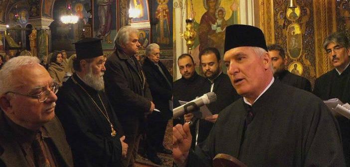 Κατάνυξη στη βραδιά βυζαντινών ύμνων στον Ι.Ν. Προφήτου Ηλία