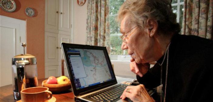 Ξεκινούν και πάλι τα μαθήματα χρήσης Η/Υ σε άτομα Τρίτης Ηλικίας στα Βριλήσσια