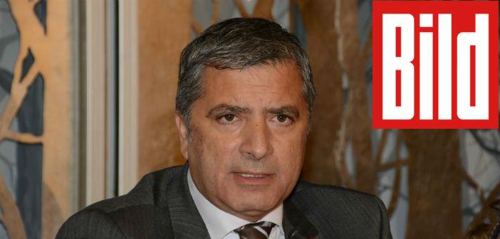 Διάψευση προέδρου της ΚΕΔΕ για δημοσίευμα της Bild