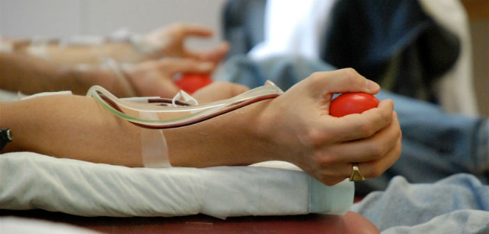 78η εθελοντική αιμοδοσία Δήμου Αγίας Παρασκευής στις 25 Νοεμβρίου