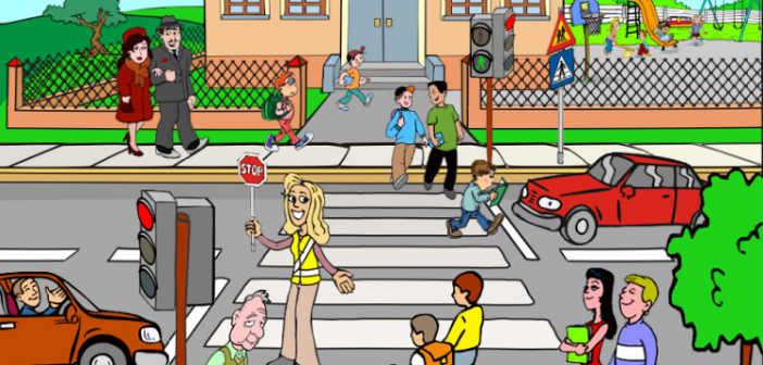 Γιορτή του 1ου Βρεφονηπιακού Σταθμού Πεντέλης με θέμα την Κυκλοφοριακή Αγωγή