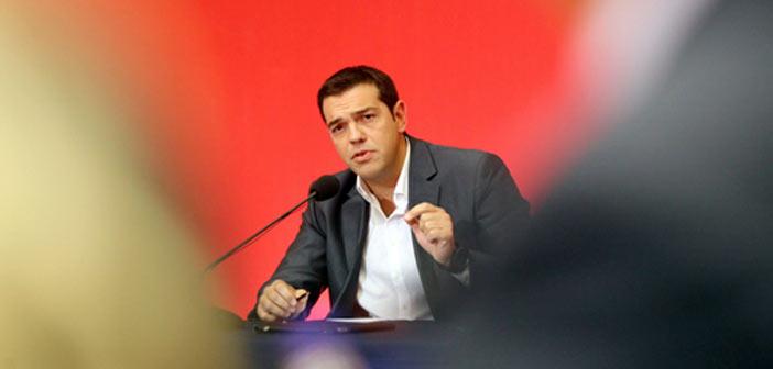 Αλέξης Τσίπρας: Εμείς αριστερό εμφύλιο δεν πρόκειται να ανοίξουμε