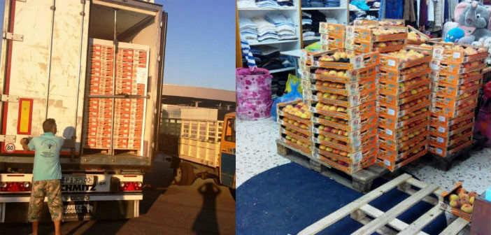 22 τόνους επισιτιστικής βοήθειας μοιράστηκαν 6 Δήμοι του Βορείου Τομέα