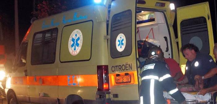 Τραγωδία στη Χαλκιδική: Νεκροί δύο νεαροί στην άσφαλτο