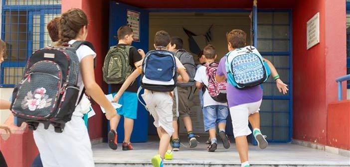 Me 6.000 κενά ξεκινούν (…ελπίζουμε όλα) τα σχολεία την Παρασκευή 11/9