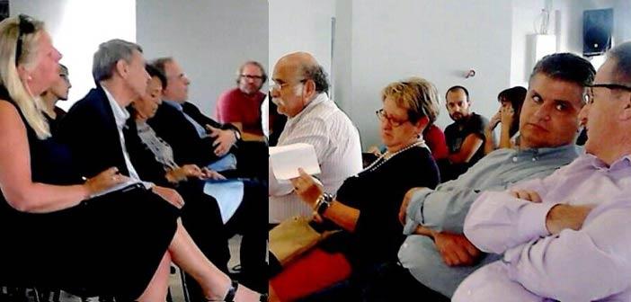 Συνάντηση του Δημάρχου Χαλανδρίου με επιτροπή της EPSU