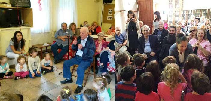 Τα «μεγάλα παιδιά» των ΚΑΠΗ Δήμου Κηφισιάς γιόρτασαν την… Τρίτη Ηλικία