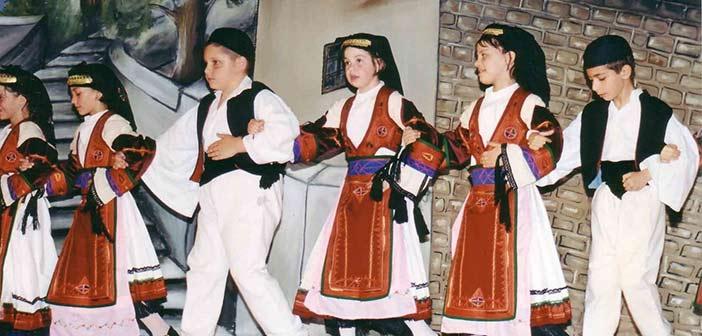 Τμήμα Παραδοσιακών Χορών για παιδιά λειτουργεί ο ΔΟΠΑΠ