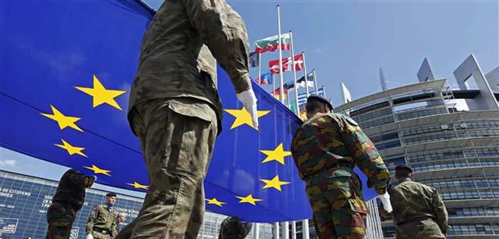 Στρατιωτική χείρα βοηθείας της Ε.Ε. στη Γαλλία εναντίον του ISIS