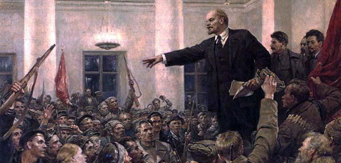 Συζήτηση για την Οκτωβριανή Επανάσταση στη Βιβλιοθήκη Δήμου Κηφισιάς