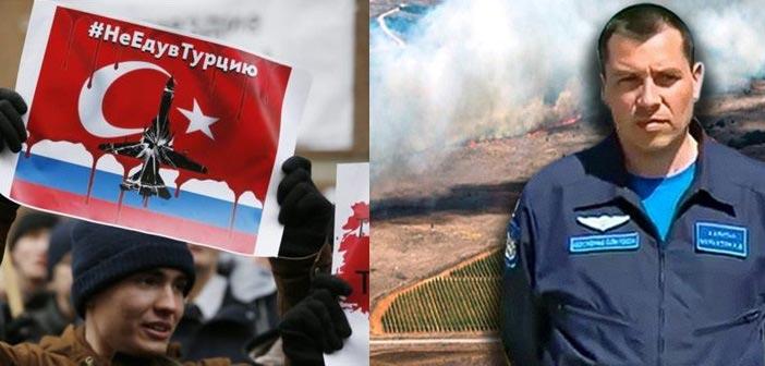 Δεν λάβαμε προειδοποιήσεις από την Τουρκία, λέει ο Ρώσος πιλότος