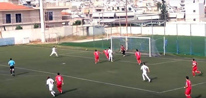 Την ήττα με 3-0 γνώρισε ο Ατρόμητος Χαλανδρίου από τον Αθηναϊκό