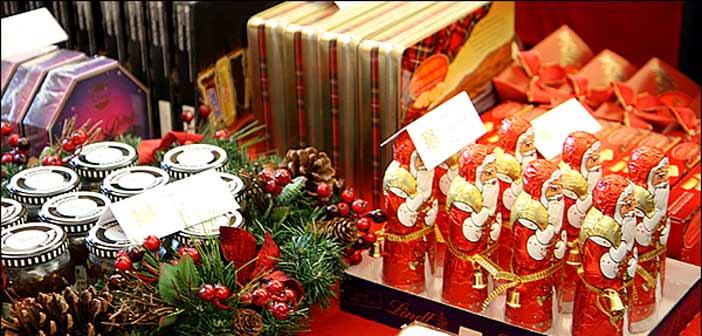 Πολλά δώρα προσφέρουν οι έμποροι του Αμαρουσίου στο χριστουγεννιάτικο bazaar για το Κοινωνικό Παντοπωλείο