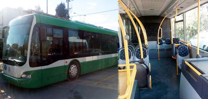 Χωρίς δημοτικά λεωφορεία το Χαλάνδρι από τις 9 έως και τις 29 Αυγούστου
