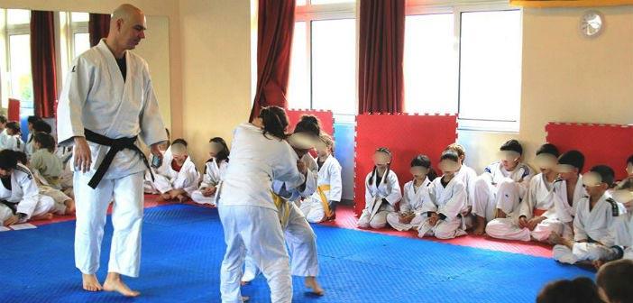 Φιλικοί αγώνες παίδων και εφήβων Judo του Δήμου Κηφισιάς