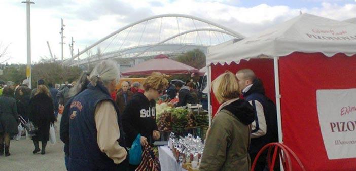 Προϊόντα σε ανταγωνιστικές τιμές προμηθεύτηκαν οι καταναλωτές στο Μαρούσι