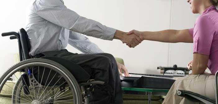 Άτομα με αναπηρία μιλούν για τα επαγγέλματά τους, στο Χαλάνδρι