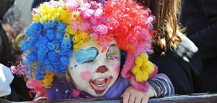 Αποκριάτικη γιορτή στο 2ο Δημοτικό Σχολείο Λυκόβρυσης