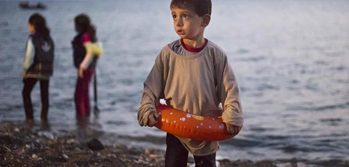 Είδη πρώτης ανάγκης για προσφυγόπουλα συγκεντρώνει ο Δήμος