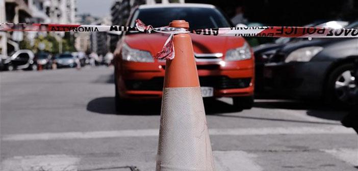 Κυκλοφοριακές ρυθμίσεις στην πλατεία Φανερωμένης στον Χολαργό