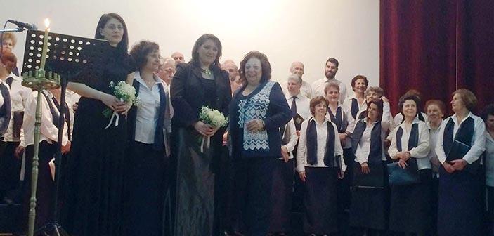 Συγκίνησε με ύμνους & μελωδίες της Μ. Εβδομάδας η Μεικτή Χορωδία Αμαρουσίου