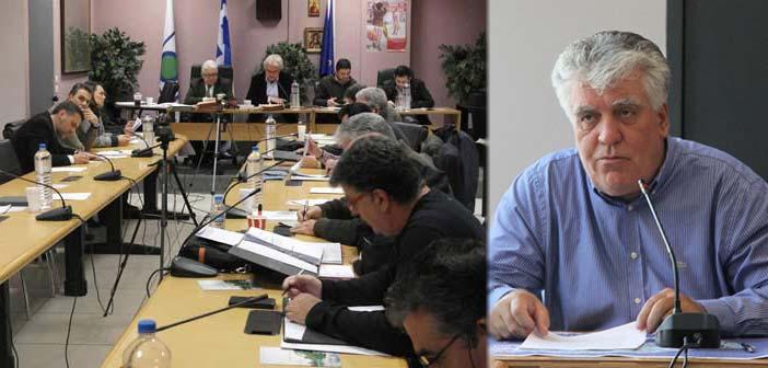 Άμεση σύγκληση Δ.Σ. ζητεί από τον δήμαρχο και ο Β. Ζορμπάς