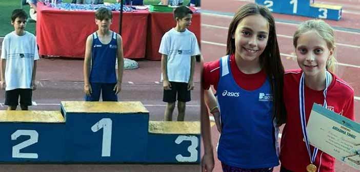 Πρωτιές για τον ΑΣΕ Δούκα στις Αθλητικές Συναντήσεις Ιδιωτικών Σχολείων