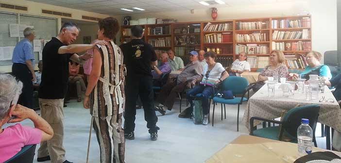 Για την προστασία των ατόμων Τρίτης Ηλικίας μεριμνά ο Δήμος Βριλησσίων