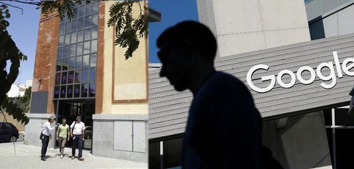 Έφοδος «ΣΔΟΕ» και στα γραφεία της Google στη Μαδρίτη
