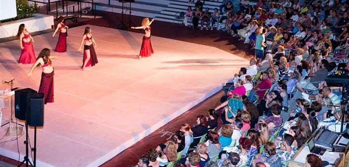 Μάγεψαν το κοινό τα Τμήματα Χορών Ενηλίκων Δήμου Κηφισιάς