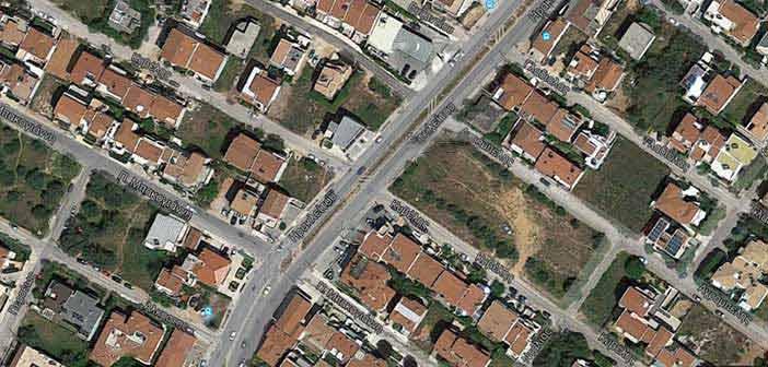 Την κατασκευή πλατείας στο Πάτημα Χαλανδρίου χρηματοδοτεί η Περιφέρεια