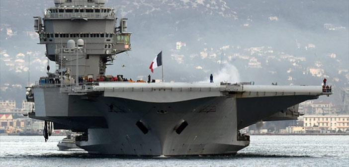 Το «Σαρλ ντε Γκολ» στέλνει ξανά η Γαλλία στη Μέση Ανατολή