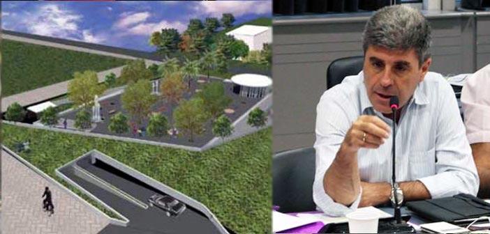 «Με απόλυτη ασφάλεια οι εργασίες για το πάρκινγκ της πλατείας Ευτέρπης»