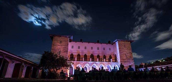 Παράσταση όπερας στο Μέγαρο Δουκίσσης Πλακεντίας