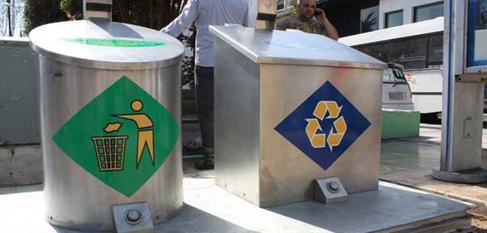 Βυθιζόμενοι κάδοι απορριμμάτων και στον Δήμο Μεταμόρφωσης