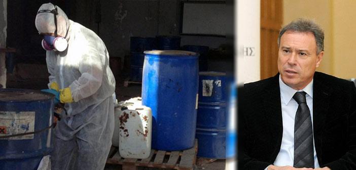 «Κρυφτούλι» και «ένοχες σιωπές» για τη διαχείριση επικίνδυνων αποβλήτων