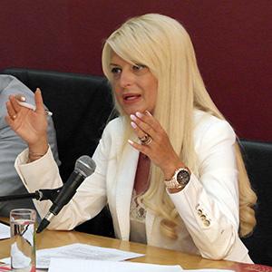 Μαρίνα Πατούλη-Σταυράκη, εντεταλμένη σύμβουλος Πολιτισμού του ΕΔΔΥΠΠΥ