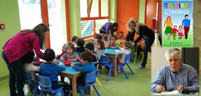 Β. Ζορμπάς: Τι «παιχνίδια» παίζονται στους Παιδικούς Σταθμούς;