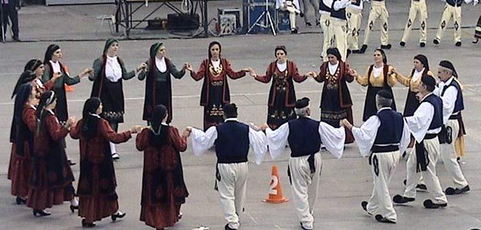 Ο Σύλλογος Ηπειρωτών Ν. Ιωνίας ξεκινά τους… χορούς