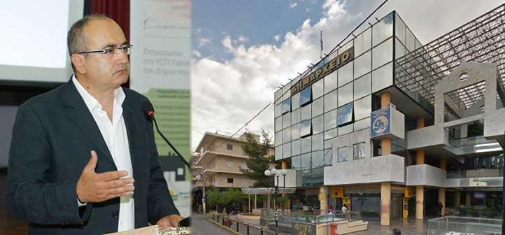 Ν. Μπάμπαλος: Πλήρης αναστροφή των οικονομικών του Δήμου Ηρακλείου