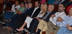 Δημοτικοί σύμβουλοι και πολίτες παρακολούθησαν την εκδήλωση