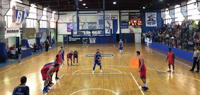 Δύο στα δύο για τον Παπάγο στη Β΄ Εθνική μπάσκετ