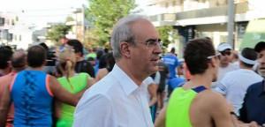 Ο δήμαρχος Κηφισιάς Γ. Θωμάκος