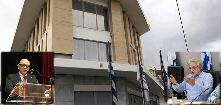 Σπ. Παπασπύρος: Ο δήμαρχος δεν μπορεί να υπερασπίσει τα συμφέροντα του Δήμου