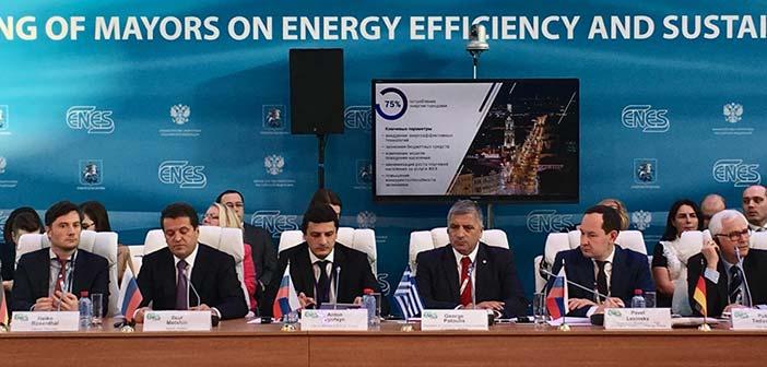 Στο φόρουμ «Ενεργειακή αποδοτικότητα & βιώσιμη ανάπτυξη» ο πρόεδρος της ΚΕΔΕ